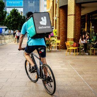 Deliveroo : la société de livraison n'est pas épargnée par la crise