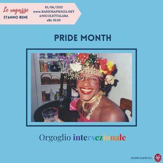 #3.5 Pride month: orgoglio intersezionale