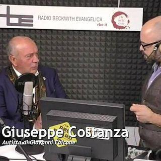 Café Bleu - Giuseppe Costanza, autista di Giovanni Falcone