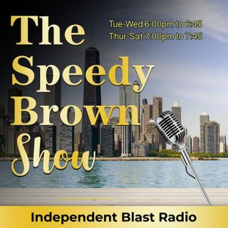 Up Close and Personal with Speedy Brown