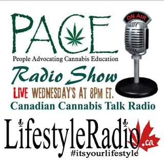 The PACE Radio Show with guest Heidi Chartrand