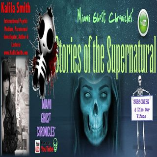 True Stories about New Orleans City of Ghosts & the Undead | Interview w/ Kalila Smith | Podcast