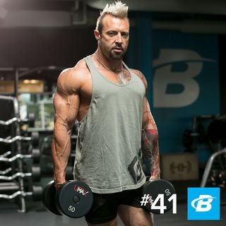 Episode 41: Kris Gethin - Man of Ultra
