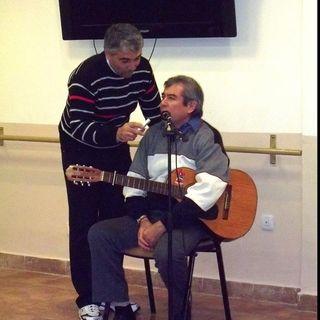 Recital de Juan Fontan en Casbas