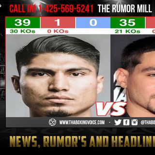 ☎️Mikey Garcia vs Danny Garcia 🔥Aug 31 PBC On FOX PPV❓Hate it or Love it❓