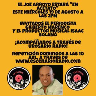 Joe Arroyo, de Barranquilla para el mundo
