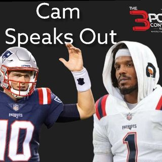 The 3 Point Conversion Sports Lounge - NFL Predictions, Buccaneers Offense vs. Chiefs, Can Clemson Still Make Playoffs, Cam Newton Speaks
