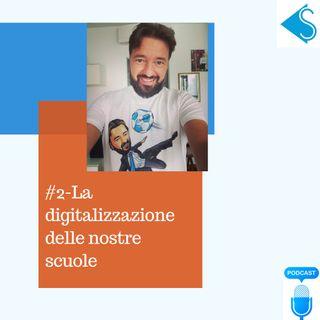 #2-La digitalizzazione delle nostre scuola - intervista a Gianluigi Bonanomi