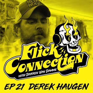 Ep. 21 - Derek Haugen (I Had a Bloody Good Time at House Harker)