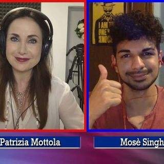 524 - Dopocena con... Patrizia Mottola e Mose Singh - 01.04.2021