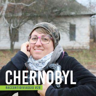 #28_st2 Visitare Chernobyl e la zona di esclusione. Intervista a Francesca Gorzanelli