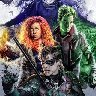 TV Party Tonight: Titans Season 1 Review (DC Universe, 2018)