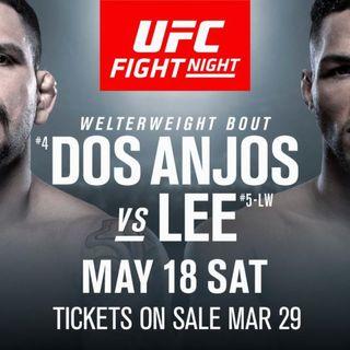 MMA Fight PIcks #UFCRochester: Rafael Dos Anjos vs Kevin Lee