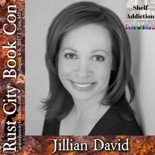 Ep 104: #RustCity17 Featured Author Interview w/ Jillian David | Book Chat