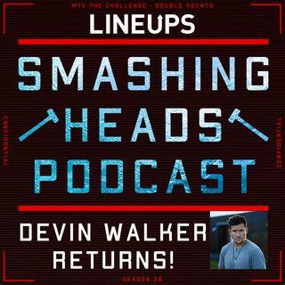 Devin Walker Returns! (Double Agents)