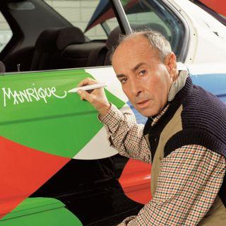 Se nos murió César Manrique ¿recuerdas?