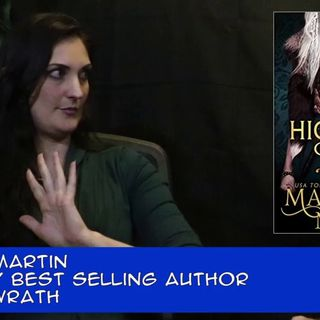 The Mercenary Maidens of Madeline Martin:an author interview on the Hangin With Web Show