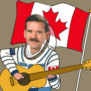 DB 030 : Astronaut Chris Hadfield On Achieving The Impossible & Making Burritos In Space
