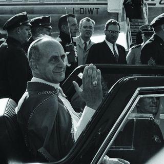 Flashback: Death of Paul VI