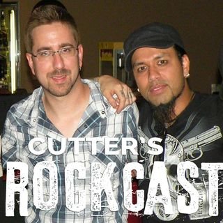 Rockcast 186 - The Marriage of Leigh Kakaty and Cutter