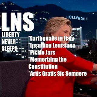 Liberty Never Sleeps 08/24/16 Show