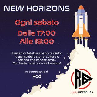 La Valchiria polacca che sognava le comete? New Horizons Ep. 6
