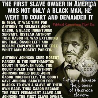 John Casor slave 4 life