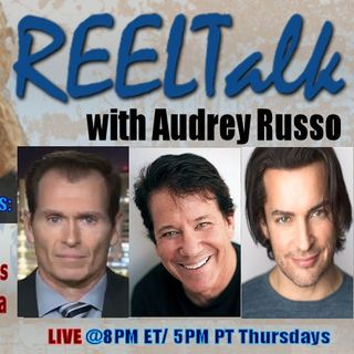 "REELTalk: Actor Anson ""Potsie"" Williams from Happy Days, Founder of the Walk Away Campaign Brandon Straka and MAJ Fred Galvin"