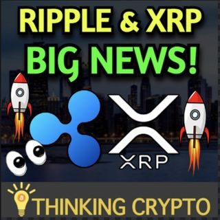Ripple & XRP Huge Updates - XRP Whales, Central Banks, & CBDCs - Crypto Exchange Volumes Rise!