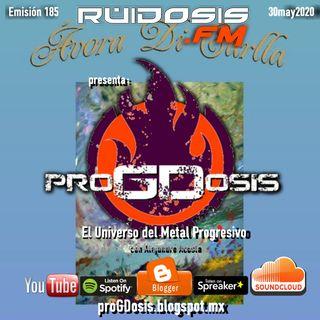 proGDosis 185 - 30may2020 - Avora Di Carlla