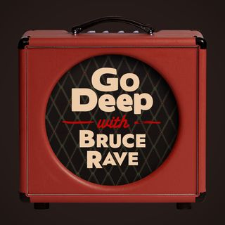 Go Deep With Bruce Rave New Music Show, April 4
