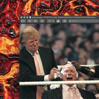 Suplex a Donald Trump