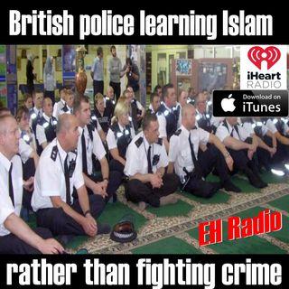 Morning moment British police learning Islam Nov 27 2017
