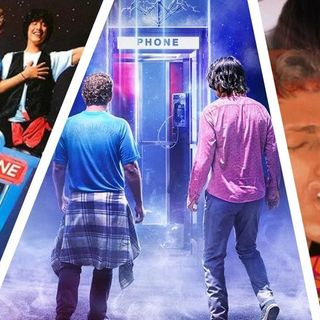 The Bill & Ted Trilogy