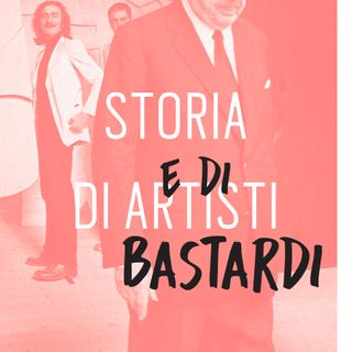 """Flavio Caroli """"Storia di artisti e di bastardi"""""""