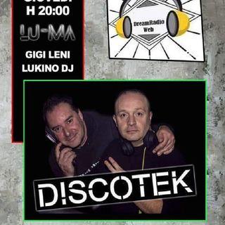 Discotek Su Dreamradio