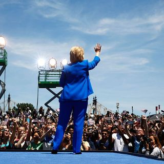 Can Hillary Clinton win over the left?
