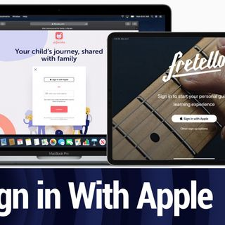 "How ""Sign in With Apple"" Will Work 