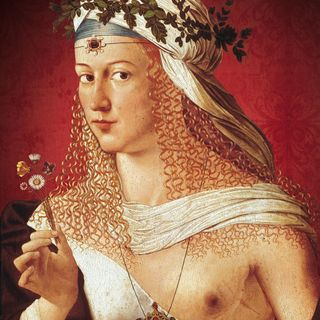 18 aprile 1480, nasce Lucrezia Borgia - #AccadeOggi - s01e26