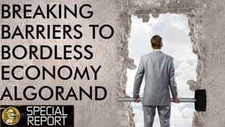 The Rise of the Borderless Crypto Economy - Algorand