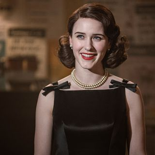 #17: The Marvelous Mrs. Maisel is a Sweet Treat (non-spoiler review) with Jordan Carruth