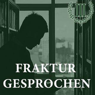 """Fraktur gesprochen #080: Arnulf Brahm - Buchvorstellung """"Kill the Boer"""""""