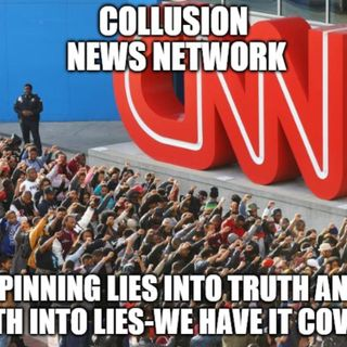 VIDEO COMMUNIST NEWS NETWORK PRESENTS DANA BASH AND ADAM SCHIFF COLLUSION AND ILLUSION STORY TELLIN HOUR