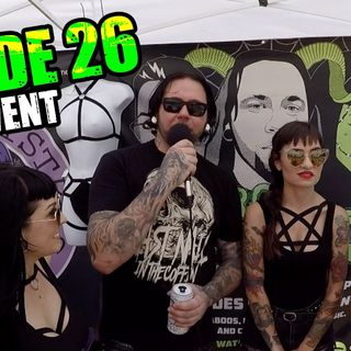 Necro Electric EP 26 |Live Event East Side Market