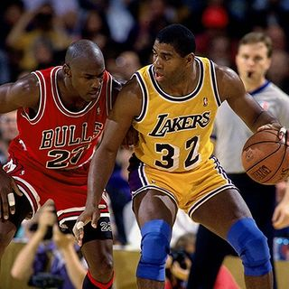 The Top 10 teams in NBA History!