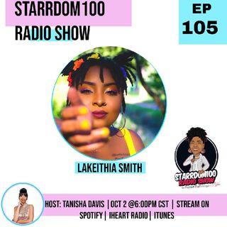 Episode 105 - Special Guest: La'Key