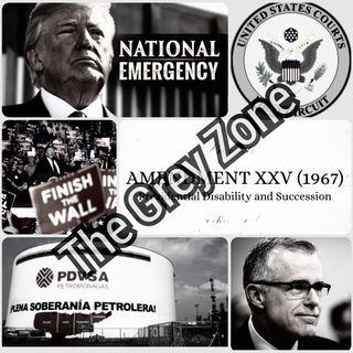 Episodio 44, National Treasure EmergenC Declaration