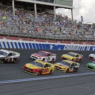 NASCAR Show: Charlotte Roval, who's moving on and who doesn't, Bubba vs Bowman, and the ARCA Menards Series