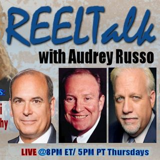 REELTalk: Author Andrew McCarthy, Dr. Steven Bucci of Heritage Foundation and chief European correspondent for CBN News Dale Hurd
