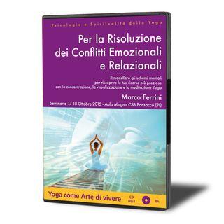 Per la Risoluzione dei Conflitti Emozionali e Relazionali